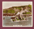IMAGE CIGARETTE - CHANNEL ISLANDS - Past & Present (third Series) - Ronez Point, Jersey - 40 - Autres