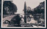 Villeneuve Le Canal, Barques (1107) - VD Vaud