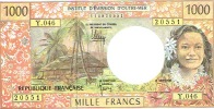 Y.046 Wallis Et Futuna Mata Utu Sigave Alo Billet Banque Signature 2012 IEOM Monnaie Banknote UNC Neuf - Nouvelle-Calédonie