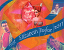 MOZAMBIQUE 2012 - Elizabeth Taylor S/S. Official Issue - Egyptologie