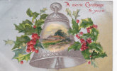EMBOSSED CHRISTMAS CARD - Altri