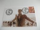 Maximun F.d.c. 2012 Vasto Chieti Espedito Ferrara Poeta - F.D.C.