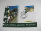 Cartolina Maximun F.d.c. Giardino Della Flora Appenninica Di Capracotta - 6. 1946-.. Repubblica