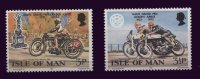 Ile De Man** N° 22/23 - Motos - - Motorbikes