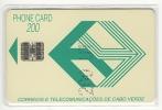 CABO VERDE____chip Phonecard____CPV-08____see Original Scan - Cap Vert