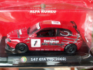 ALFA ROMEO 147 GTA CUP 2003  Scala 1/43 - Cars & 4-wheels