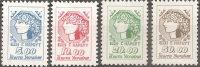 Ucraina  1992  MNH**  -  Yv. 170/173 - Ucraina