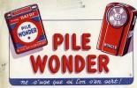 Buvards Pile Wonder - Piles
