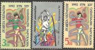 Ucraina  1992  MNH**  -  Yv. 174+175/177+178+179 - Ucraina