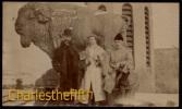 AROUND 1906 - VINTAGE PHOTO CANADA - BUFFALO AND CHURCH ( Renfrew ? ) - Non Classés