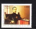 Peru 1989 Garcilaso De La Vega Historian Called The Inca MNH - Peru