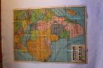 Carte D' Afrique - Afrika - Cartes Géographiques