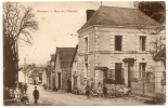 37 MOSNES - RUE DE L'OUCHE - A. BREGER -CITCANE ? TABAC - Autres Communes