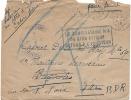 Marcophilie Retour à L'envoyeur  .... 1919  Cahors - France