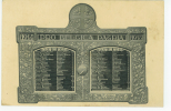 Enghien - Collège St.Augustin :Inauguration Du Mémorial Des Anciens élèves,Plaque Commémorative - Enghien - Edingen