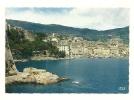 Cp, 20(2B), Bastia, Le Vieux Port Et Le Super Bastia, Voyagée - Bastia