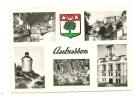 Cp, 23, Aubusson, Multi-Vues, Voyagée 1952 - Aubusson