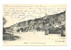 Cp, 37, Tours, Les Rochers De Rochecorbon, écrite 1905 - Tours