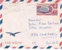 TUNISIE : Lettre Oblitérée Le 25.VIII.1970 - Tunisie (1956-...)