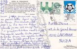 MEXIQUE : Affranchissement Sur Carte Postale - Mexique