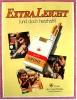 Reklame Werbeanzeige  -  Krone  Extra Leicht - Und Doch Herzhaft -  Von 1969 - Reklame