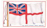 PATRIOTIC - THE WHITE ENSIGN. GREAT BRITAIN - Patriotic