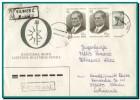1990 Lithuania, Registered Stationery Cover To Yugoslavia, Ex-USSR Stamps Franking, Vilnius Cachet, Broz Tito - Lituania