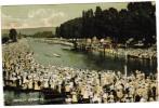 Old Postcard, Rowboats, Henley Regatta (pk5633) - England