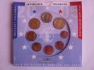 RÉPUBLIQUE FRANÇAISE SÉRIE FRANÇAISE 2005 BRILLANT UNIVERSEL MONNAIE DE PARIS  BU EUROS FRENCH COIN SERIES - France
