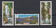 CHINA - TAIWAN Mi. NR 1510-1512 Landschaft  - MNH - Unused Stamps