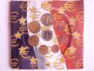 RÉPUBLIQUE FRANÇAISE SÉRIE FRANÇAISE 2004 BRILLANT UNIVERSEL MONNAIE DE PARIS  BU EUROS FRENCH COIN SERIES - France