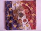 RÉPUBLIQUE FRANÇAISE SÉRIE FRANÇAISE 2003 BRILLANT UNIVERSEL MONNAIE DE PARIS  BU EUROS FRENCH COIN SERIES - France