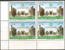 Uzbekistan  1992  MNH**  -  Yv. 5  Bloc 4x - Uzbekistan