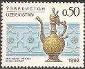 Uzbekistan  1992  MNH**  -  Yv. 6+26/29+38/41 - Uzbekistan