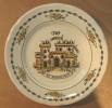 ASSIETTE 1789 LA REPUBLIQUE  / IRONSTONE TABLEWARE DISHWASHER DETERGENT PROOF PATENTED DESIGN 4-89 INDERGLAZE - Non Classés