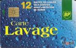 Petrole/Oil/BP/Mobil - France Chip Card - Petrole