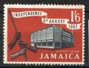 Jamaica 1962, Gordon House - Independence (o), Used - Jamaica (1962-...)