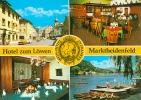 CP.   MARKTHEIDENFELD.  HOTEL  ZUM  LÖWEN - Karlstadt
