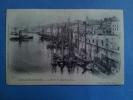 Cp Boulogne ( 62 ) - Le Port Et Le Quai Gambetta - Boulogne Sur Mer