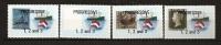 Tonga Niuafo´ou 1987 N° Vignettes 94 / 7 ** Timbre Sur Timbre, Bateau, Penny Black, Cap De Bonne-Espérance, Vélo, Oie - Tonga (1970-...)