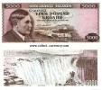 Iceland 5000 Kronur 1961 UNC - Iceland