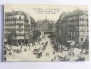PARIS - La Gare Du NORD Et Le Boulevard DENAIN - Stations, Underground