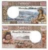 New Hebrides 100 Francs UNC - Vanuatu