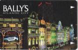 U.S.A. - Atlantic City Bally's Casino Hotel Magnetic Key Card - Grèce