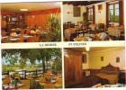 Cp , 07 , FELINES-SERRIERES , Hôtel Restaurant LA REMISE , Multi-vues , Ed : Eliophot , Vierge - Autres Communes