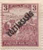 Hungary, 3 F. 1918, Sc #154, MH - Hungary