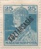 Hungary, 25 F. 1918, Sc #171, MH - Hungary