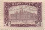 Hungary, 50 F. 1919, Sc #187, MH - Hungary