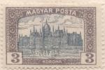 Hungary, 3 K. 1919, Sc #195, MH - Hungary