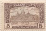 Hungary, 5 K. 1919, Sc #196, MH - Hungary